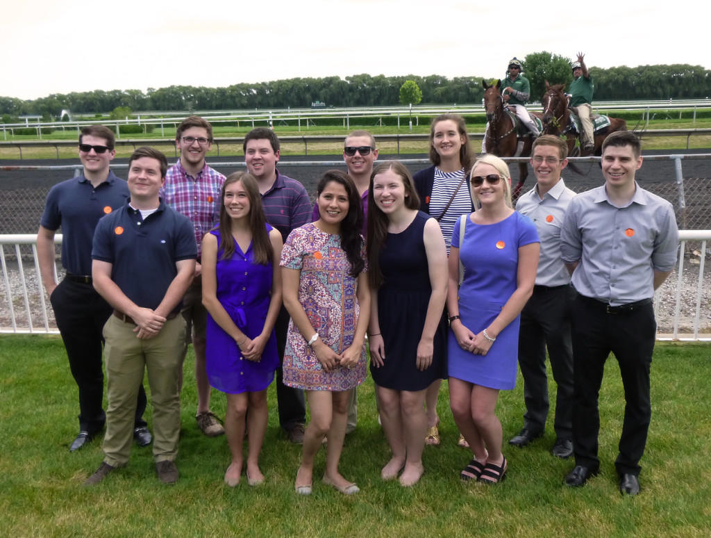 AISP celebration at Arlington International Racecourse